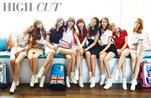 Girls' Generation To Release New Japanese Single At The End Of September
