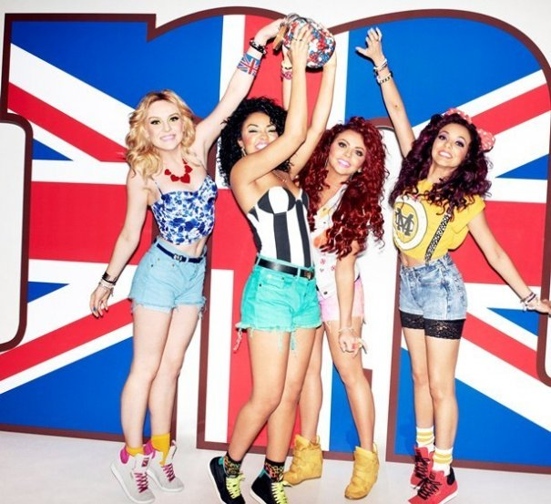 """British Girl Group Little Mix Release Korean Version of """"Wings"""""""