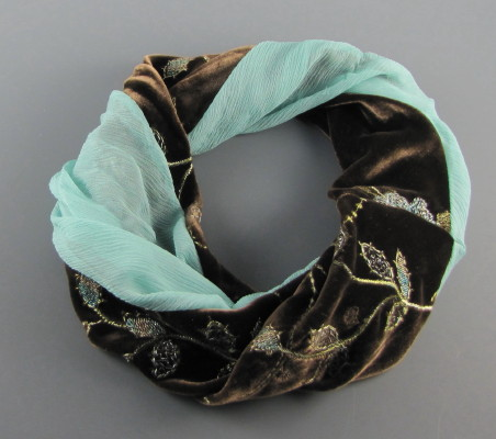 Infinity Cowl Scarves
