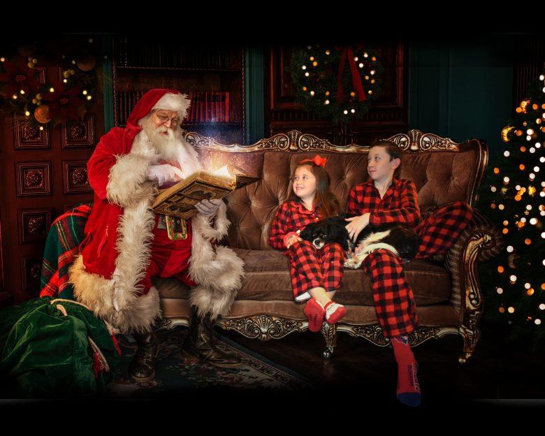 Richardson Christmas Card Poster Min