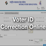 Voter ID Correct online NVSP