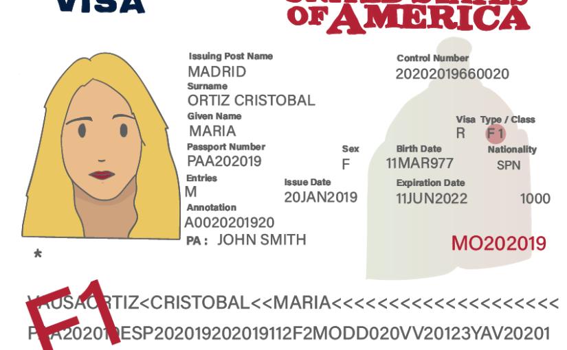 Obtener visa F1 de estudiantes para Estados Unidos
