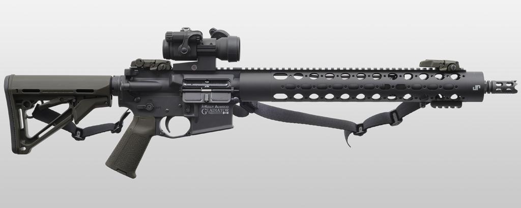 JP  JP15 Gladiator Rifle and Upper Assemblies
