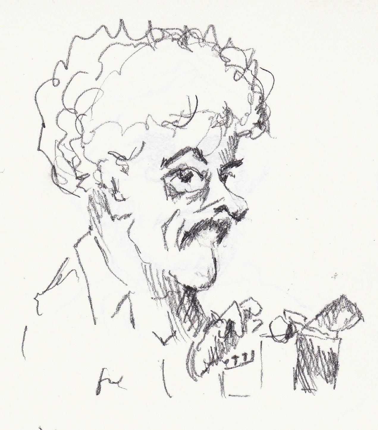 Kurt Vonnegut's rules for writing, the Rommel myth, Becky
