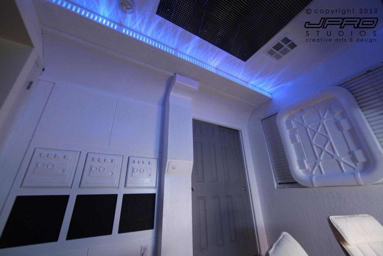 Starwars room  JPro Studios