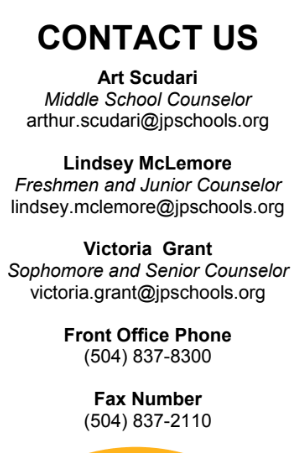Programs / Counselor's Corner