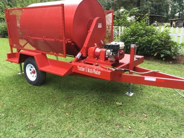 Tumbler II Multi-Washer by JPS Fabrications LLC