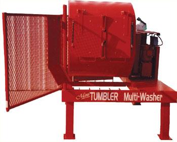 Mini-Tumbler Multi-Washer by JPS Fabrications LLC