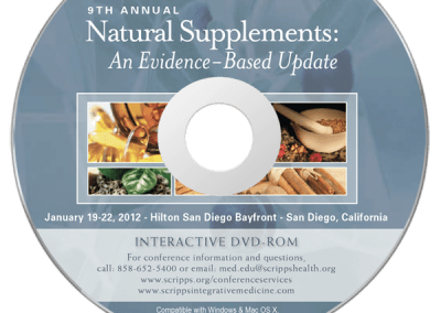 Natural Supplements 2012