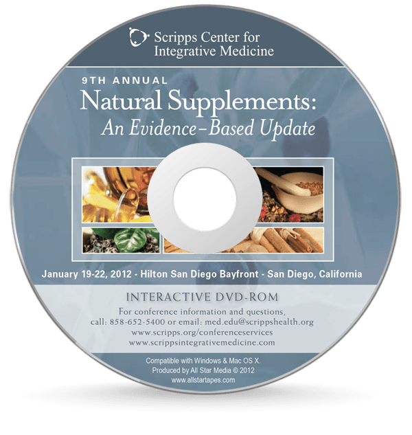 Natural Supplements 2012