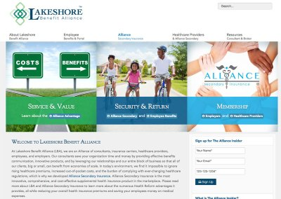 Lakeshore-Benefit Alliance