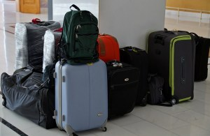 A good way for an eco-friendly move is to take your suitcases and fill them, instead of just transporting them empty.