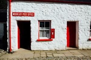 A small post office
