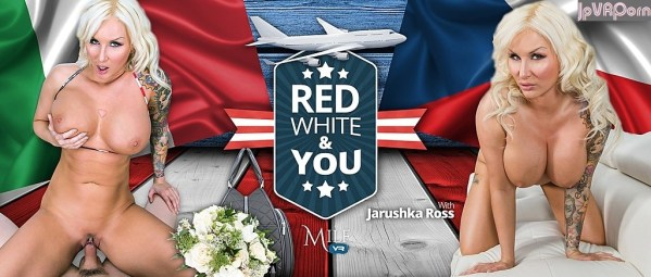 Jarushka Ross – Red, White and You – 26 Apr, 2018