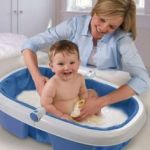 7 Tips for Safe Baby Bath