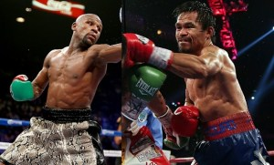 Pacquiao vs Mayweather The Fight of the decade