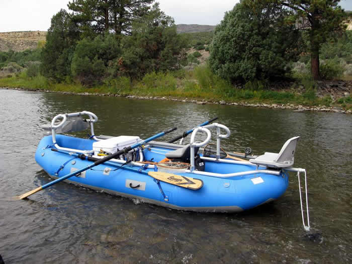 Dragonfly Self Bailing Whitewater Raft By Jacks Plastic