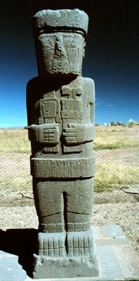 Tiwanaku Photo Gallery and Articles