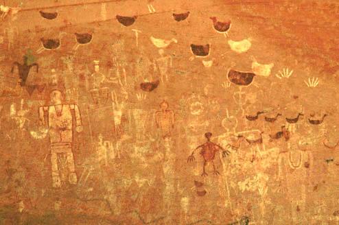 Canyon De Chelly Rock Art By James Q Jacobs