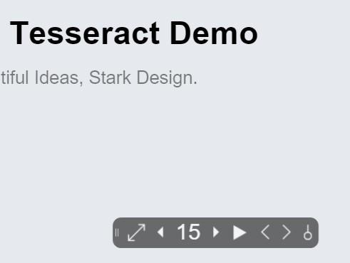 Beautiful Web-based Presentation Framework For jQuery