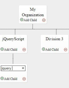 Create an editable organization chart with jquery orgchart plugin also plugins script rh jqueryscript