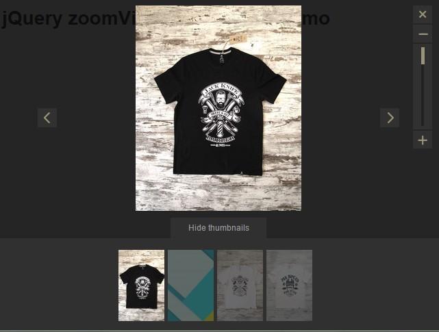 Zoom Jquery Photo Gallery Plugin | secondtofirst com