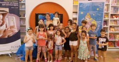 Domingo tem atividade para crianças na Saraiva