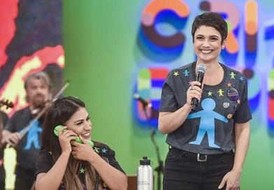 Atores da Globo participam do Criança Esperança