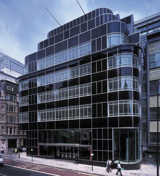 The Daily Express Building London EC4  John Robertson