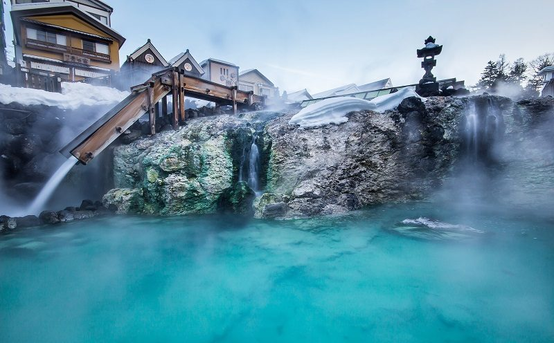 How to Use the Onsen Japanese Hot Springs  Japan Rail Pass