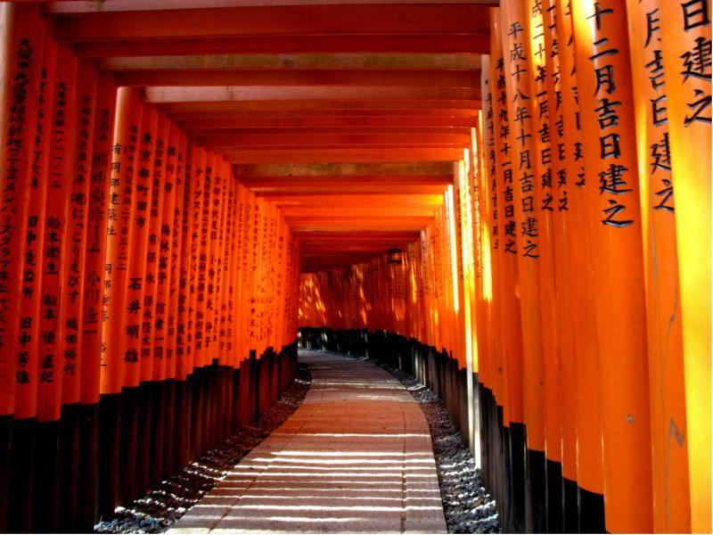 1920x1080 Fall Urban Wallpaper Fushimi Inari Taisha Travel Guide Japan Rail Pass