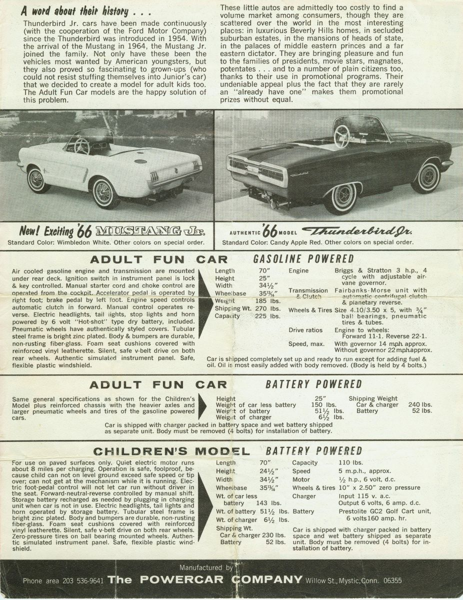 medium resolution of see the rear of the 66 full line brochure here