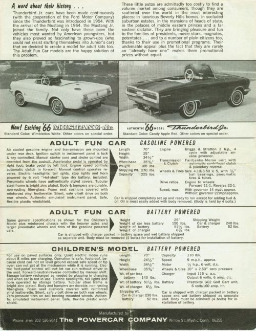 small resolution of see the rear of the 66 full line brochure here