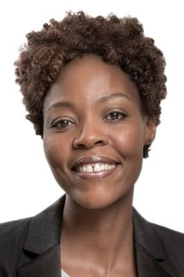corporate headshot at change partners of refilwe