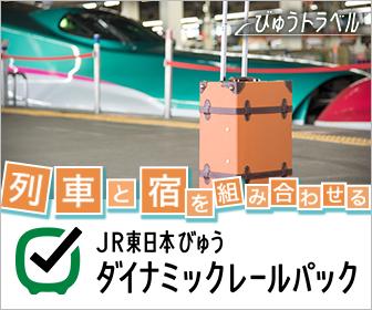 JR東日本ダイナミックレールパック