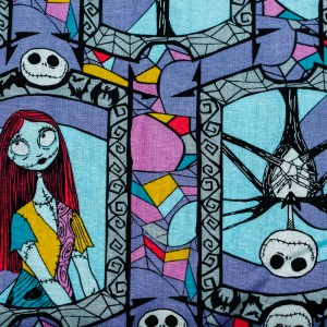 Personalized Jack Sally Weighted Blanket