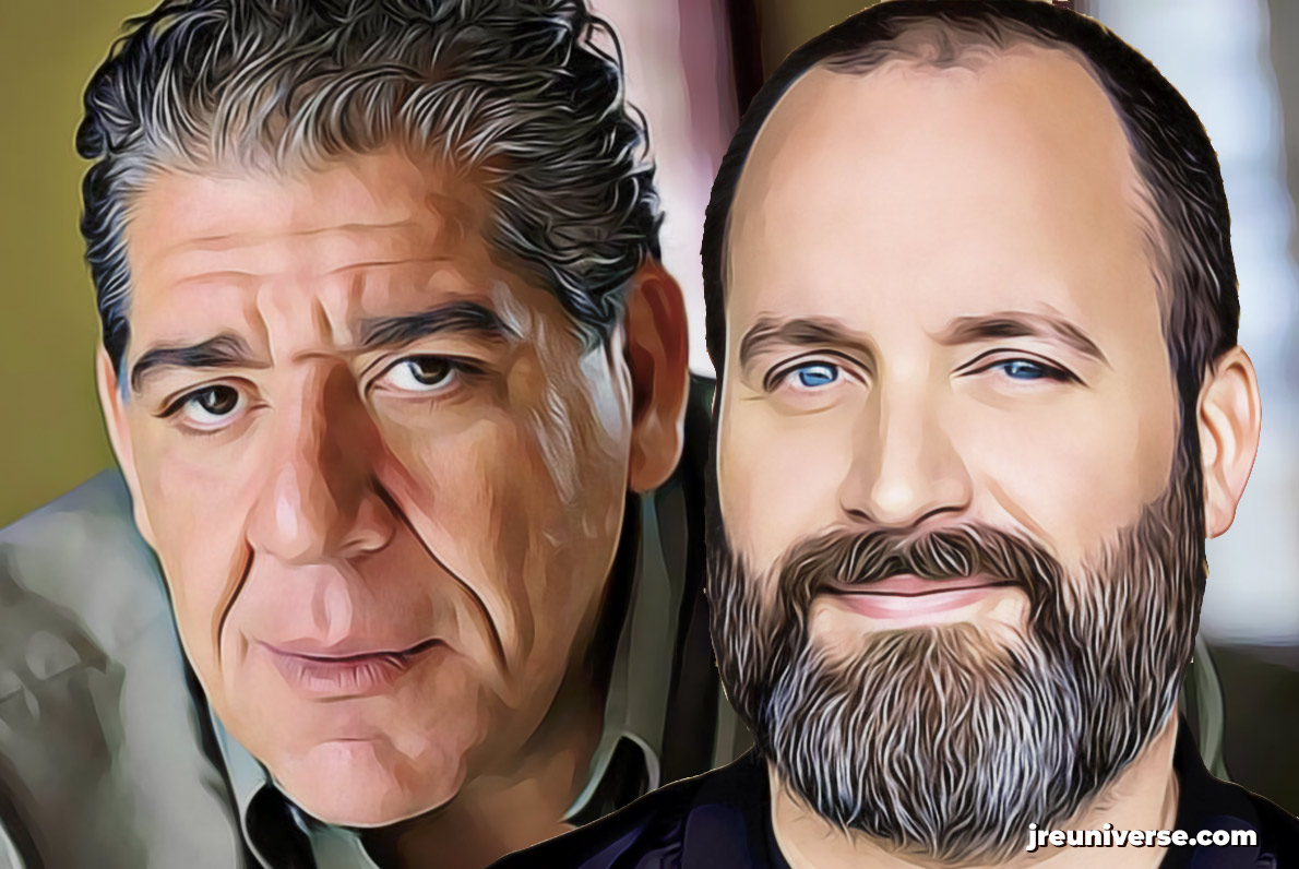 Tom Segura and Joey Diaz