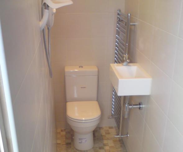 Cultra Wetroom Bathroom design belfast  JR Groves