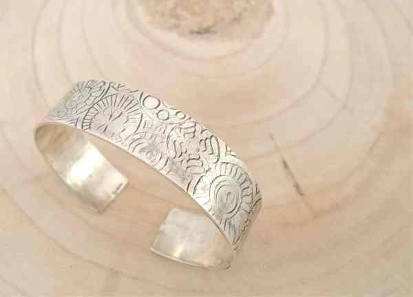 bracelet Time's up en argent 925