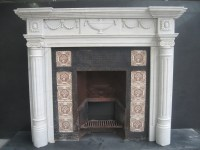 Marble Fireplaces | Marble Fireplace Surrounds | J&R Marble