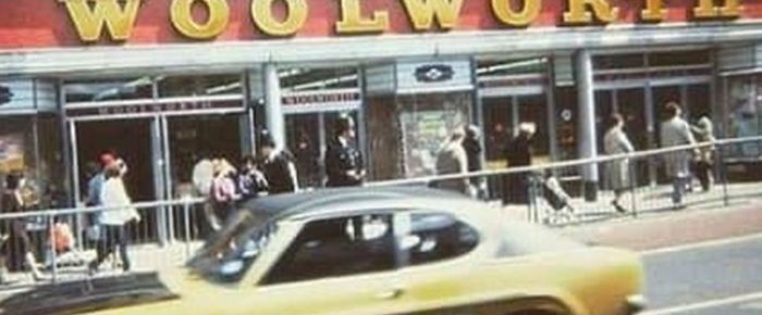 Love and Woolworth's