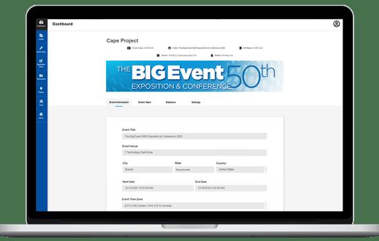 Event Admin Pro