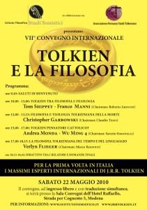 """Convegno """"Tolkien e la filosofia"""""""
