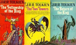 Edizione pirata per la Ace Books di The Lord of the Rings del 1965