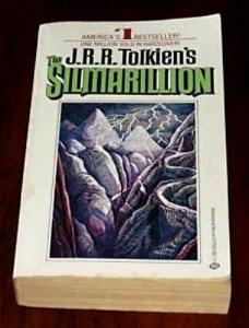 Il Silmarillion nell'edizione Ballantine
