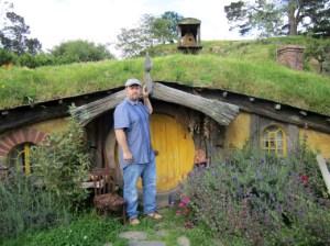 Film Lo Hobbit: set di Hobbiton a Matamata, in Nuova Zelanda