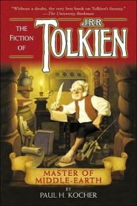 """Copertina libro """"Master of Middle-earth"""" di Paul H. Kocher"""