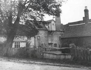 Birmingham: il mulino di Sarehole nel 1895