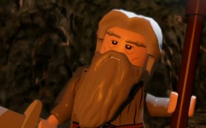 "Videogioco: ""Lego - Lord of the Rings"""