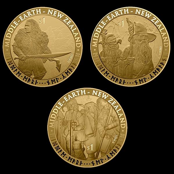 Nuova zelanda monete e stampe per lo hobbit tutto sul for Planimetrie da 2500 piedi quadrati